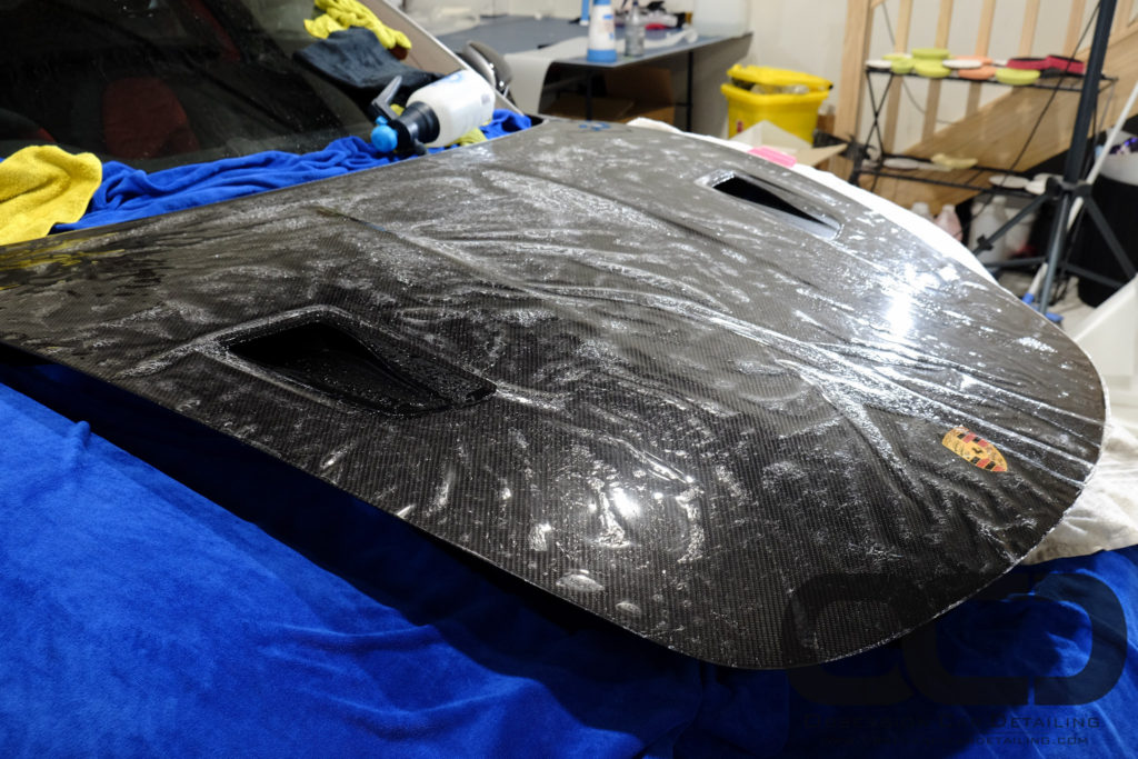 Porsche PPF Paint Protection Film Canberra